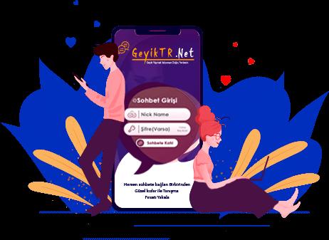 GeyikTR - Sohbet, Chat, Sohbet Siteleri, Chat odalari